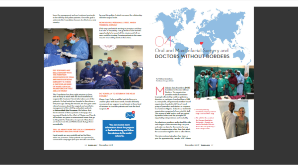 Oral-Surgeon-and-Facial-Surgeon-Portland-Oregon-Doctors-Without-Borders-Face-To-Face-Magazine-Melissa-Amundson