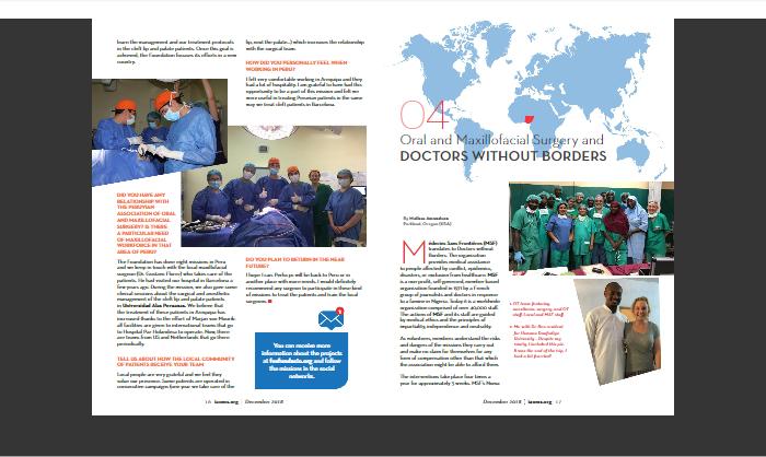 Oral-Surgeon-and-Facial-Surgeon-Portland-Oregon-Doctors-Without-Borders-Face-To-Face-Magazine-Melissa-Amundson